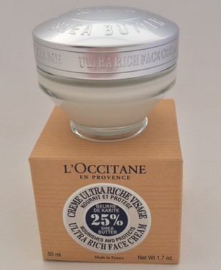 L'Occitane Ultra Rich Face Cream Review