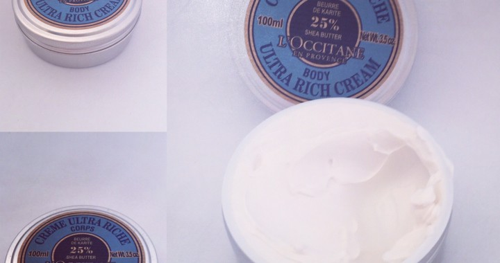 L'Occitane Shea Ultra Rich Body Cream Review